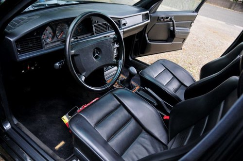 1989 Mercedes 190 Evolution,AMG Powerpack,72,902 miles For Sale (picture 6 of 6)