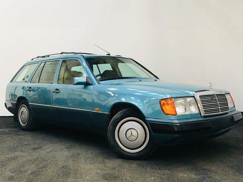 1991 230TE W124 ESTATE - RARE AIR CON CAR SOLD | Car And Classic