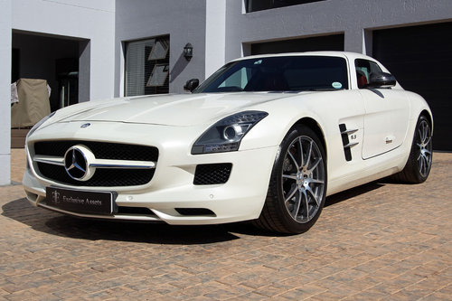 2010 Mercedes-Benz SLS AMG For Sale (picture 1 of 6)