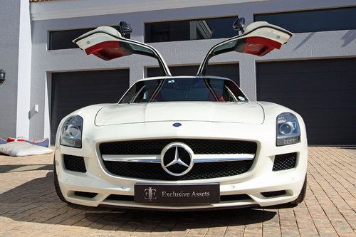 2010 Mercedes-Benz SLS AMG For Sale (picture 2 of 6)