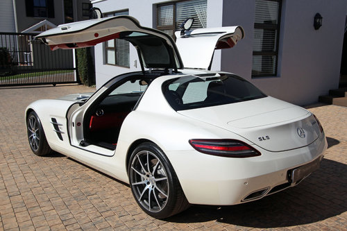 2010 Mercedes-Benz SLS AMG For Sale (picture 3 of 6)