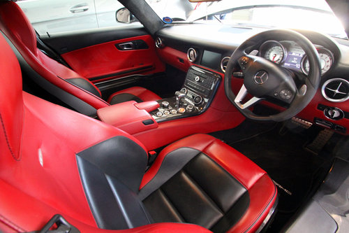 2010 Mercedes-Benz SLS AMG For Sale (picture 4 of 6)