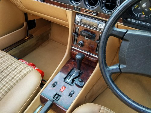 Mercedes 300SL Roadster 3.0 Litre 6 Cyl – 1986C For Sale (picture 5 of 6)