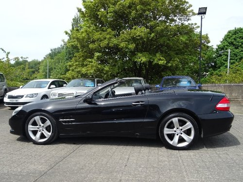 2009 Mercedes-Benz SL Class 3.5 SL350 7G-Tronic 2dr NEW SHAPE HUG For Sale (picture 2 of 6)