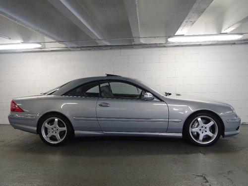 2003 Mercedes-Benz CL 5.5 CL600 2dr V12 BI-TURBO FULL AMG PACK FL For Sale (picture 2 of 6)