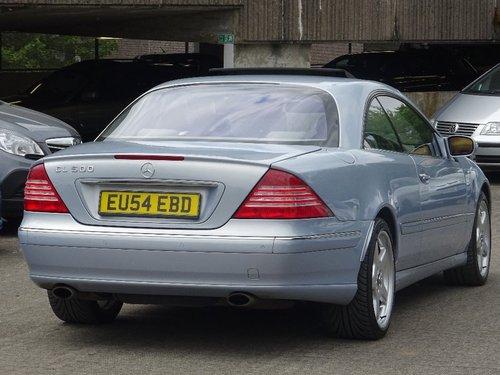 2005 Mercedes-Benz CL 5.0 CL500 2dr FACE LIFT + HUGE SPEC For Sale (picture 3 of 6)