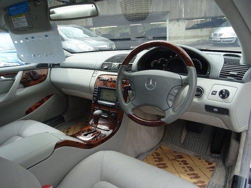 2005 Mercedes-Benz CL 5.0 CL500 2dr FACE LIFT + HUGE SPEC For Sale (picture 5 of 6)