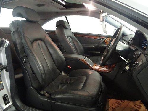 2002 Mercedes-Benz CL 5.4 CL55 Kompressor AMG 2dr V8 HUGE SPEC For Sale (picture 4 of 6)