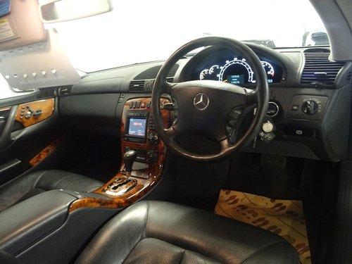 2002 Mercedes-Benz CL 5.4 CL55 Kompressor AMG 2dr V8 HUGE SPEC For Sale (picture 6 of 6)