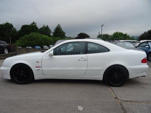 1998 Mercedes-Benz CLK 3.2 CLK320 Sport 2dr CLK 320 BRABUS LHD AU For Sale (picture 2 of 6)