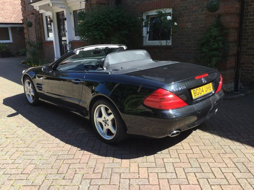 2004 Mercedes Benz SL500 [7] 2dr Tip Convertible, Automatic For Sale (picture 2 of 6)