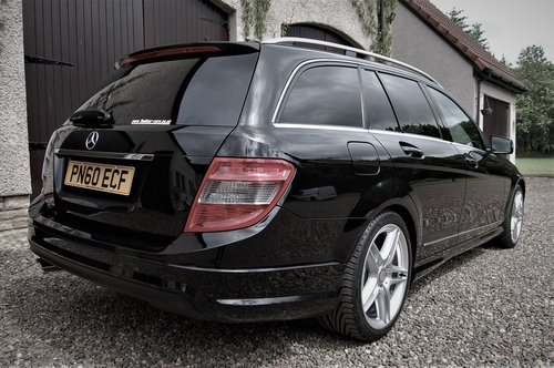 2010 Mercedes C220 Cdi Blueefficiency AMG Estate 60 SOLD (picture 5 of 6)