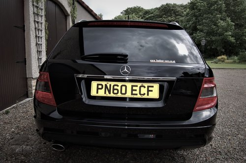 2010 Mercedes C220 Cdi Blueefficiency AMG Estate 60 SOLD (picture 6 of 6)