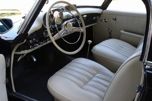 1960 Mercedes-Benz 190 SL roadster with Hard Top For Sale (picture 4 of 6)
