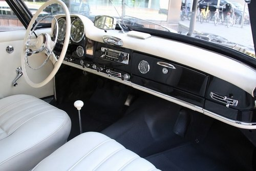 1960 Mercedes-Benz 190 SL roadster with Hard Top For Sale (picture 5 of 6)