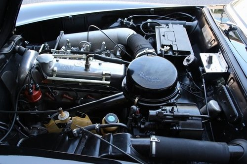 1960 Mercedes-Benz 190 SL roadster with Hard Top For Sale (picture 6 of 6)