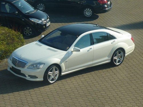 S500L AMG styling pack, undriven, 0km, SOLD (picture 1 of 5)
