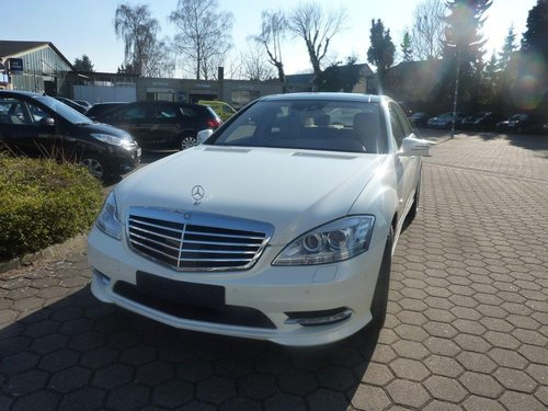 S500L AMG styling pack, undriven, 0km, SOLD (picture 5 of 5)