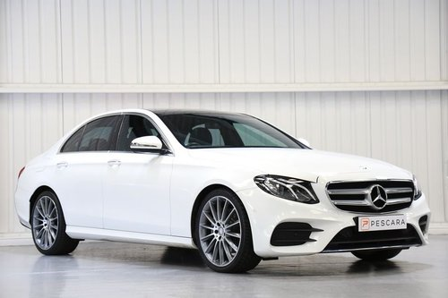 2016 Mercedes Benz E220d AMG Line Premium For Sale (picture 1 of 6)