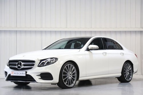 2016 Mercedes Benz E220d AMG Line Premium For Sale (picture 2 of 6)