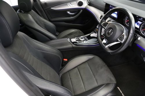 2016 Mercedes Benz E220d AMG Line Premium For Sale (picture 4 of 6)