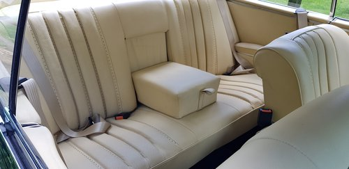 1971 280SE 3.5 Coupe £60,000 spent New interior, wood, paint etc  For Sale (picture 6 of 6)