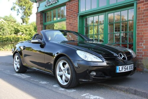 2004 Mercedes SLK 350 Automatic  SOLD (picture 2 of 4)