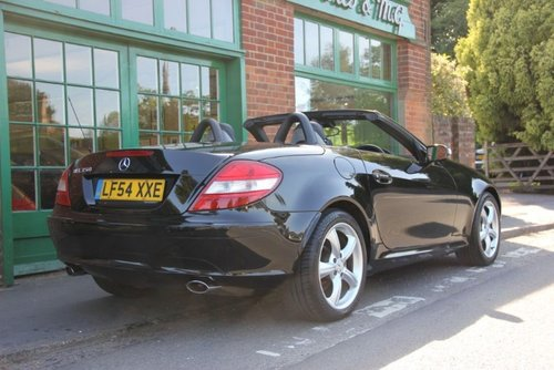 2004 Mercedes SLK 350 Automatic  SOLD (picture 3 of 4)