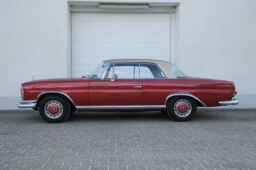 1969 Mercedes Benz 280 SE Coupe W111 / 1. owner!! For Sale (picture 2 of 6)