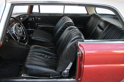1969 Mercedes Benz 280 SE Coupe W111 / 1. owner!! For Sale (picture 4 of 6)