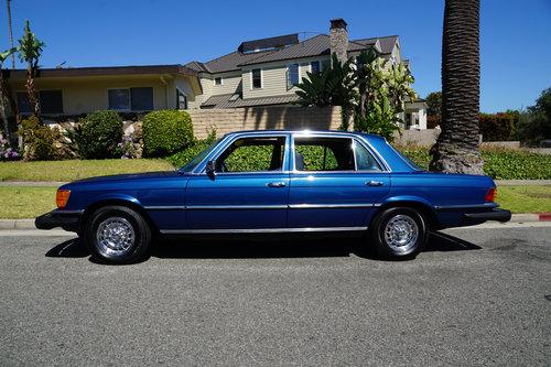 1978 Mercedes-Benz 6.9 V8 Sedan One Calif Owner           SOLD (picture 2 of 6)