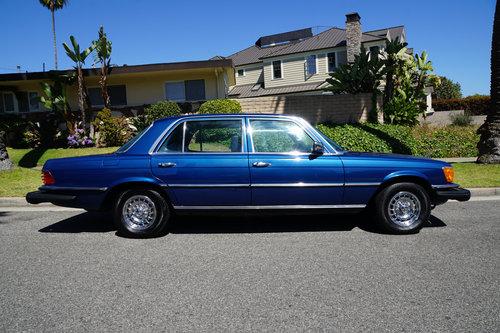 1978 Mercedes-Benz 6.9 V8 Sedan One Calif Owner           SOLD (picture 3 of 6)