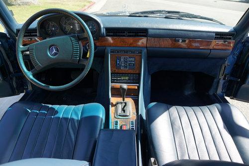 1978 Mercedes-Benz 6.9 V8 Sedan One Calif Owner           SOLD (picture 5 of 6)