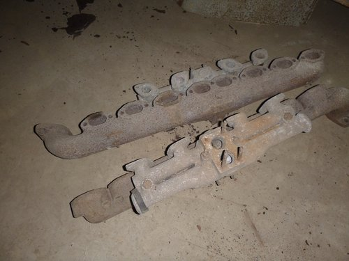 mercedes manifold For Sale (picture 3 of 4)