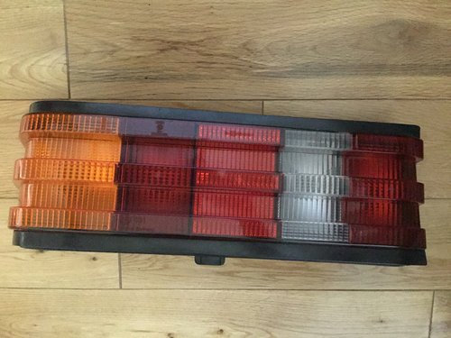 1983 MERCEDES BENZ 190 REAR LIGHT For Sale (picture 1 of 5)