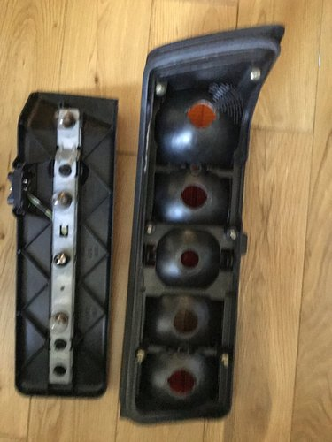1983 MERCEDES BENZ 190 REAR LIGHT For Sale (picture 5 of 5)