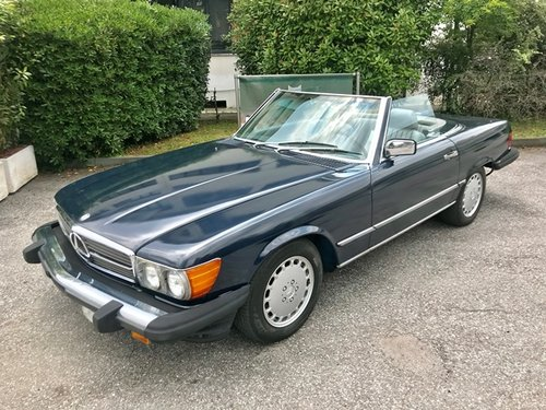 1987 Mercedes Benz - 560 SL (R 107) SOLD (picture 2 of 6)
