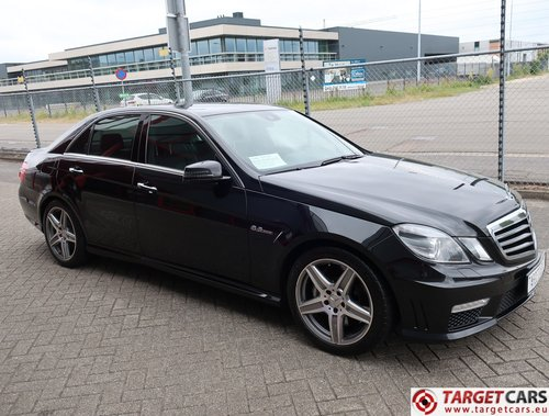 2010 Mercedes E63 AMG V8 6.2L 525HP LHD For Sale (picture 2 of 6)