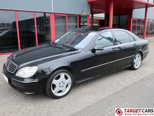 2001 Mercedes S55L AMG 5.0L V8 360HP LHD  For Sale (picture 1 of 6)