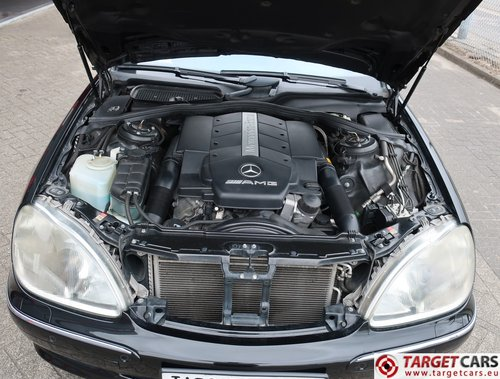 2001 Mercedes S55L AMG 5.0L V8 360HP LHD  For Sale (picture 6 of 6)