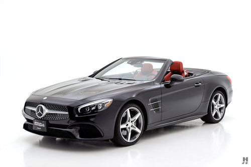 2017 Mercedes-Benz SL550 Roadster SOLD (picture 1 of 6)