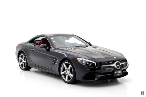 2017 Mercedes-Benz SL550 Roadster SOLD (picture 2 of 6)