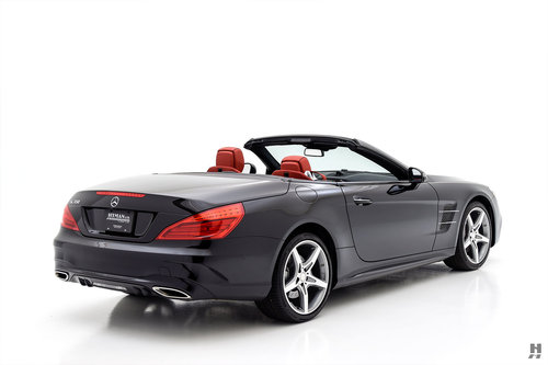 2017 Mercedes-Benz SL550 Roadster SOLD (picture 3 of 6)