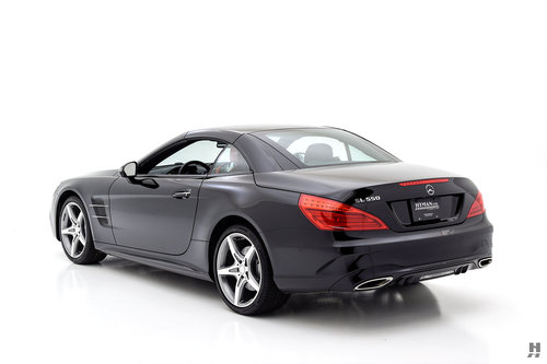 2017 Mercedes-Benz SL550 Roadster SOLD (picture 4 of 6)
