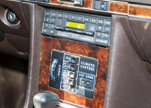 1981 Mercedes-Benz 500 SLC, Only 33,500 miles SOLD (picture 5 of 6)