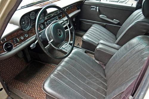 1971 Mercedes 280 SEL 4.5 V8 Restored 45k Miles LHD For SOLD (picture 6 of 6)