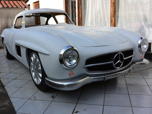 1955 New Mercedes Gullwing W198 replica body kit For Sale