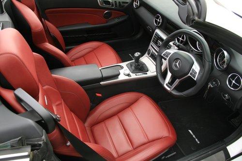 2015 Mercedes SLK 55 AMG V8 SOLD (picture 5 of 6)