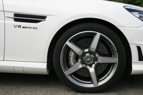 2015 Mercedes SLK 55 AMG V8 SOLD (picture 6 of 6)