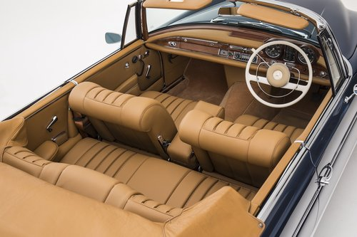 1964 Mercedes-Benz 300SE Cabriolet RHD For Sale (picture 3 of 6)